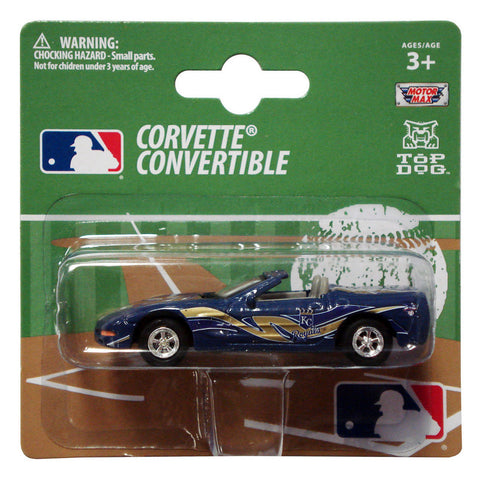 Top Dog 1:64 Scale Kansas City Royals Corvette - Peazz.com