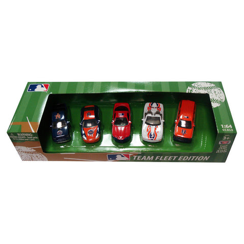 Top Dog 5 Piece Diecast Gift Set - New York Mets - Peazz.com
