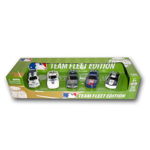 Top Dog 5 Piece Diecast Gift Set - New York Yankees - Peazz.com