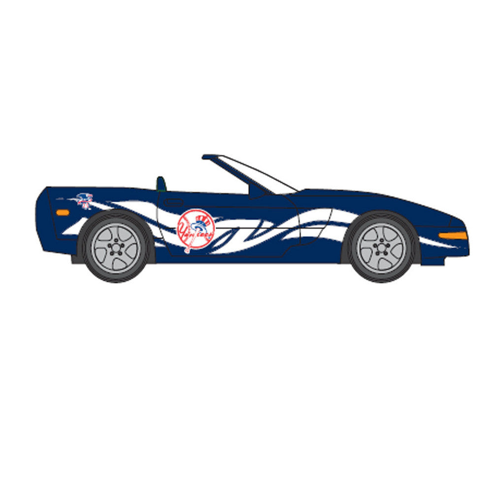 1:64 Corvette - New York Yankees