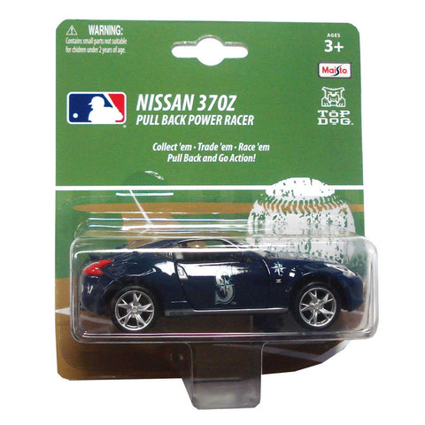 MLB Pull Back 300Z 1:43 - Seattle Mariners - Peazz.com