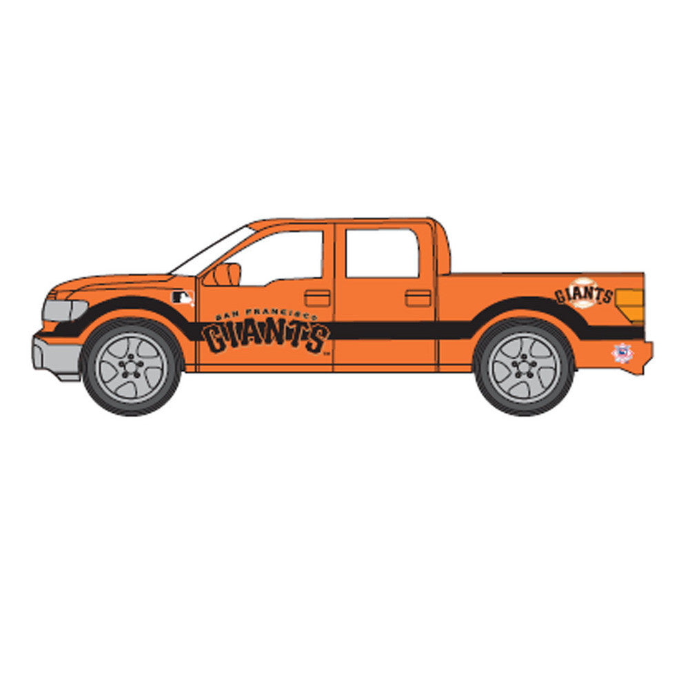 F150 Pickup Truck - San Francisco Giants