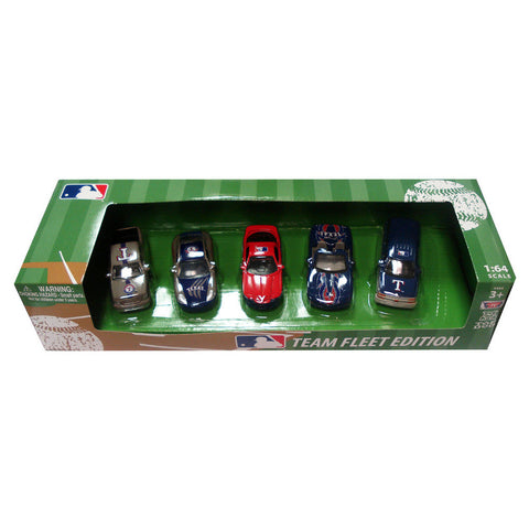 Top Dog 5 Piece Diecast Gift Set - Texas Rangers - Peazz.com