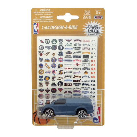NBA Design a Ride Diecast car - Peazz.com