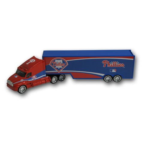 Top Dog 1:64 Tractor Trailer Transport - Philadelphia Phillies - Peazz.com