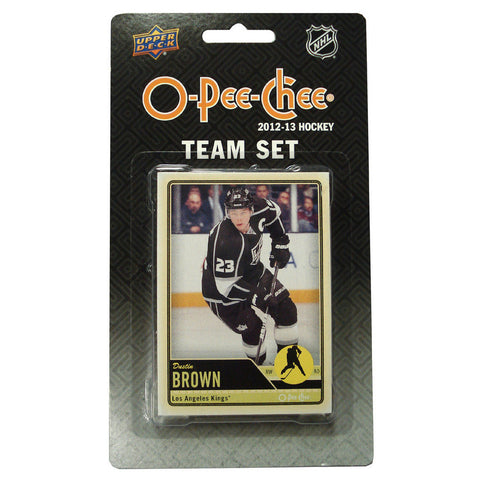2012/13 Upper Deck O-Pee-Chee Team Card Set (17 Cards) - Los Angeles Kings - Peazz.com