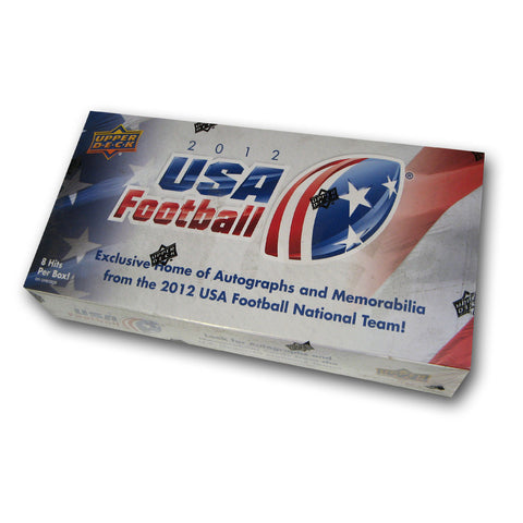 2012 Upper Deck Usa Football Sets - Peazz.com