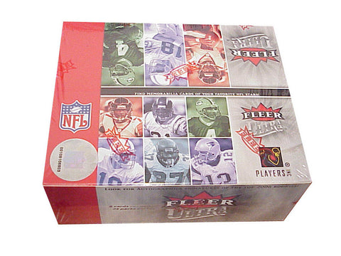 2006 Fleer Ultra NFL Retail - Peazz.com
