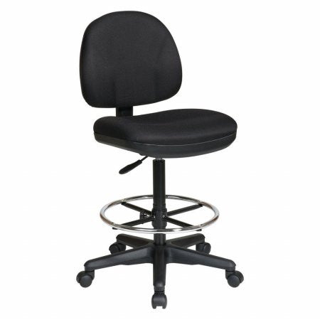 Work Smart DC630-231 Drafting Chair with Stool Kit - Peazz.com