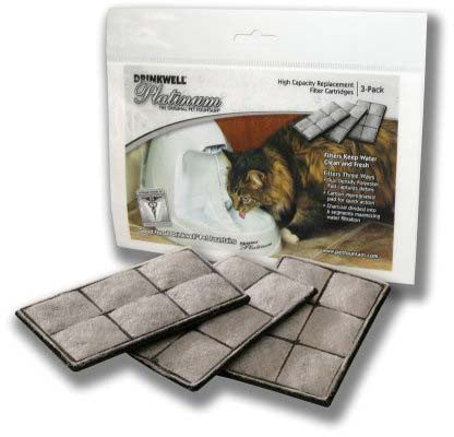 PetSafe PAC00-13070-YEAR Drinkwell Premium Replacement Filters Year Supply