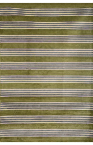 Abacasa 7107-8x10 Sonoma Tomkin Green/Light Blue/Ivory Area Rug - Peazz.com