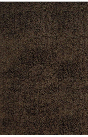 Abacasa 9580-8x10 Lifestyle Shag Chocolate Multi Area Rug - Peazz.com
