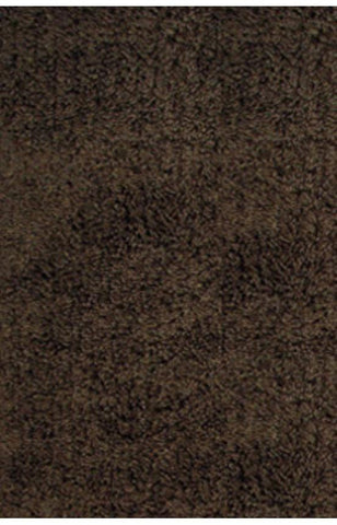 Bayden Hill 9580-8x10 Lifestyle Shag Chocolate Multi Area Rug - Peazz.com