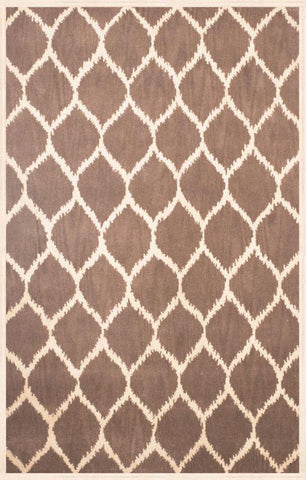 Bayden Hill 9700-8x10 Lifestyle Riley Grey/Ivory Area Rug - Peazz.com