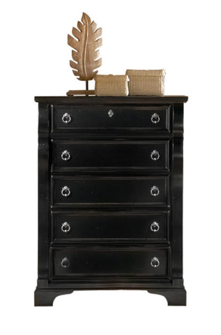 American Woodcrafters 2900-150 Five Drawer Chest - Peazz.com