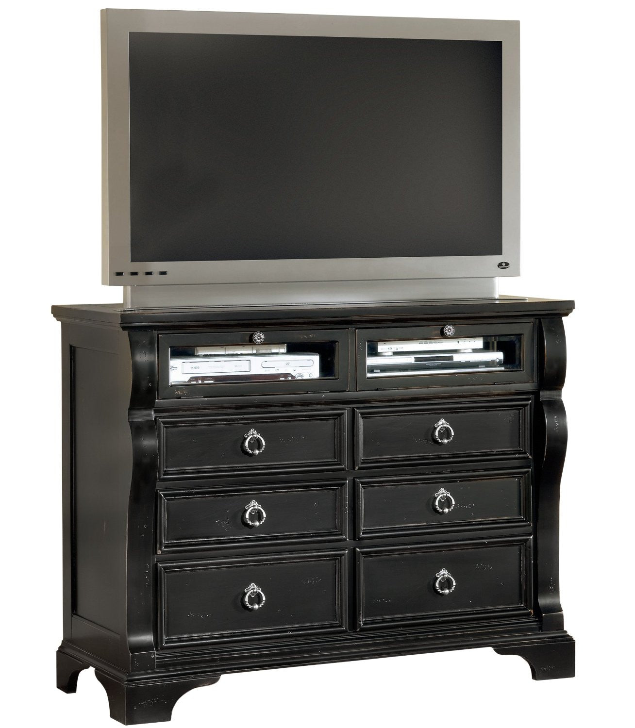 American Woodcrafters 2900-232 Entertainment Chest