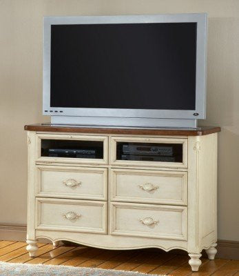 American Woodcrafters 3501-232 Entertainment Center - Peazz.com