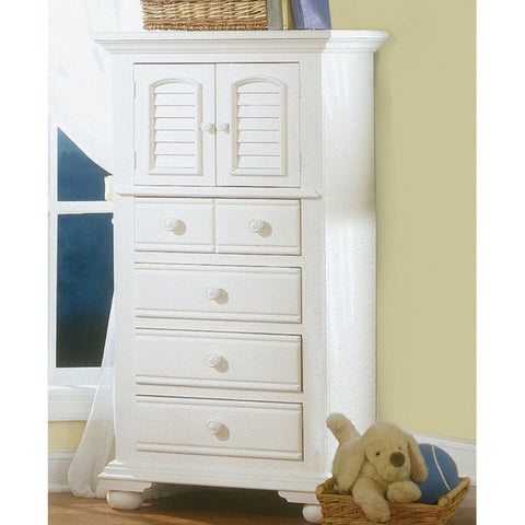 American Woodcrafters 6510-142 4 Drawer Lingerie Chest - Peazz.com