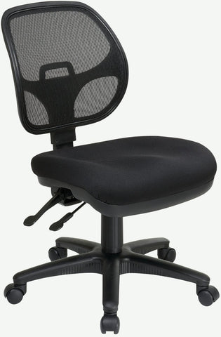 Office Star Pro-Line II 2902-30 Ergonomic Task Chair  with ProGrid® Back - Peazz.com