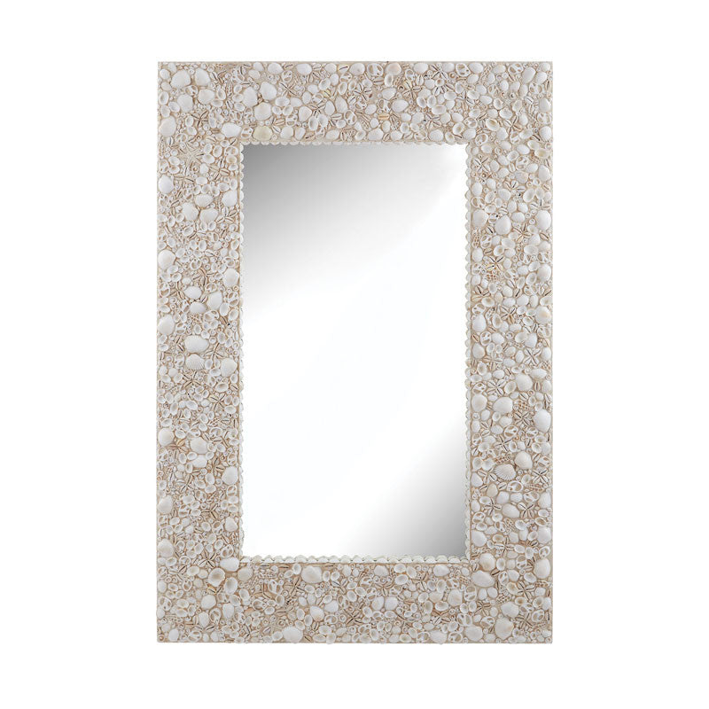 Lazy Susan 159-001 Shell Wall Mirror