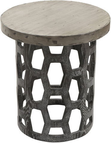 Armen Living LCCNLATO Centennial End Table - Peazz.com