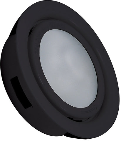 Cornerstone A710DL/60 Aurora 1 Light Recessed Disc Light In Black - Peazz.com