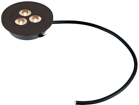 Cornerstone A730DL/10 Alpha Collection 3 Light Recessed LED Light In Oil Rubbed Bronze - Peazz.com