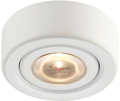 Cornerstone A732DL/60 Alpha Collection 1 Light Recessed LED Disc Light In Black - Peazz.com