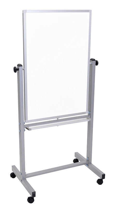 "Luxor L270 Double Sided Magnetic Whiteboard 24"" x 36"