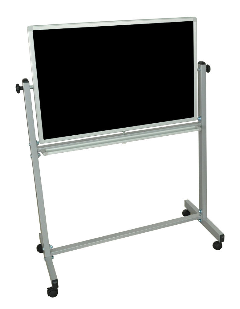 Luxor MB3624 Luxor Reversible Magnetic Whiteboard/ Chalk Board