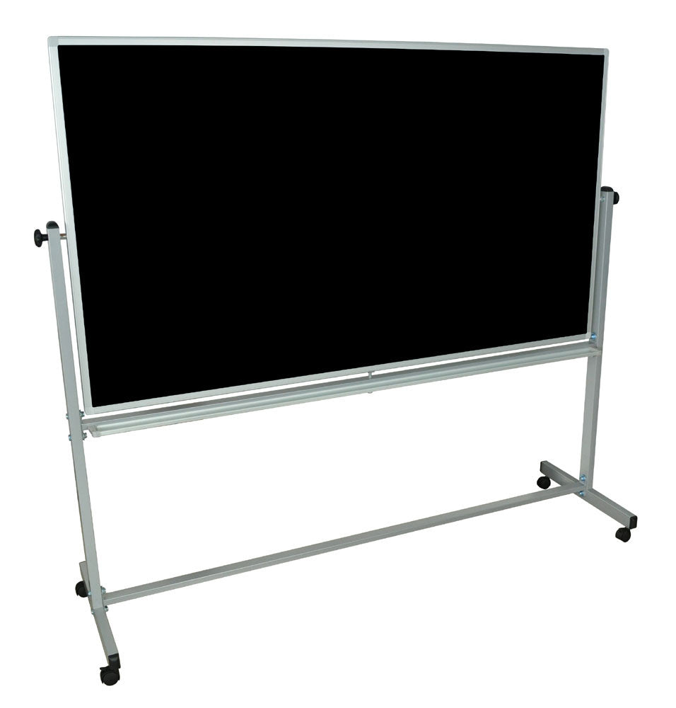 Luxor MB7240 Luxor Reversible Magnetic Whiteboard/ Chalk Board