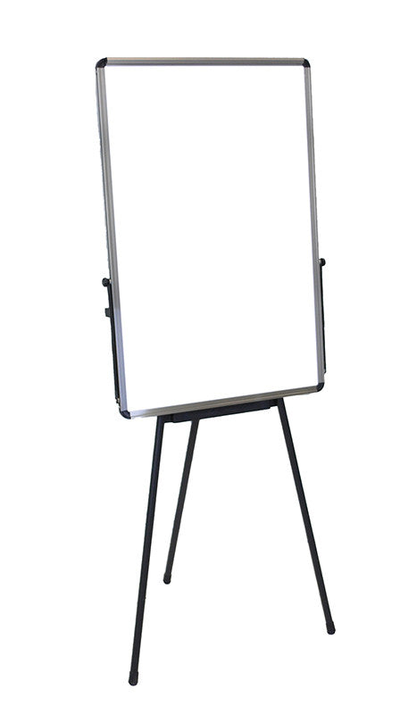 Luxor PB3040W Adjustable Height Portable Whiteboard