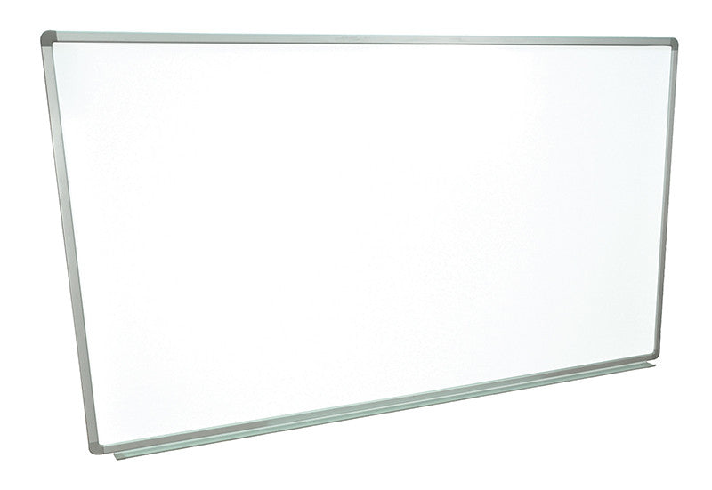 "Luxor WB7240W Wall-mounted whiteboards 72"" x 40"