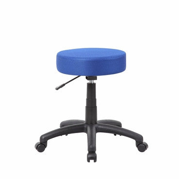 Boss Office Products B210-BE The DOT stool, Blue