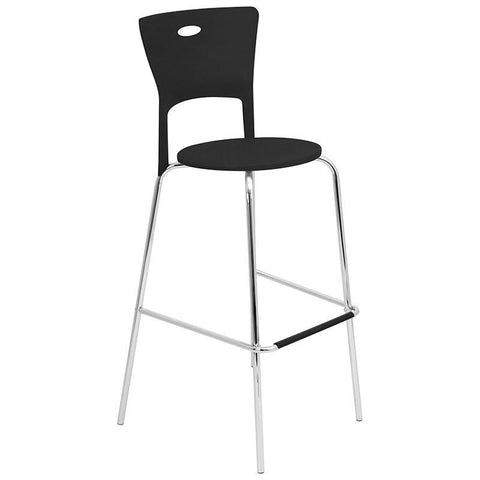 LumiSource BS-CF-MIMI BK2 Mimi Bar Stool - BarstoolDirect.com