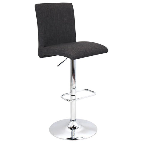 LumiSource BS-JY-TNT CHAR Tintori Bar Stool - BarstoolDirect.com