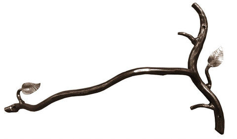 "Stone County Ironworks 900-317 Sassafras Towel Bar, 32"" - Peazz.com"