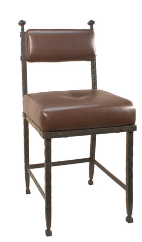 Stone County Ironworks 940-819-RCO Forest Hill Side Chair - Peazz.com