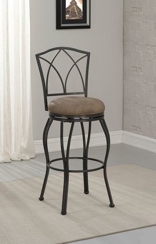 American Heritage Billiard 126153 Naomi Counter Height Stool - BarstoolDirect.com - 1