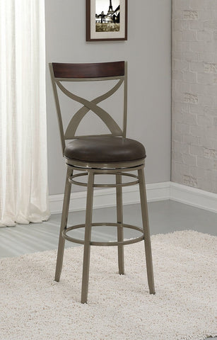 American Heritage Billiard 126154 Avalon Counter Height Stool - BarstoolDirect.com - 1