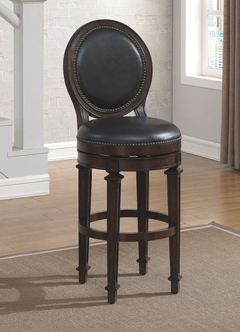 American Heritage Billiard 126160 Barrett Counter Height Stool - BarstoolDirect.com - 1