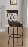 American Heritage Billiard 130148 Infinity Bar Height Stool - BarstoolDirect.com - 1
