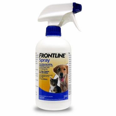 Frontline Spray, 500 ml for Dogs and Cats - Peazz.com