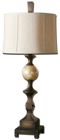 Uttermost 27390 Tusciano Bronze Table Lamp - UTMDirect