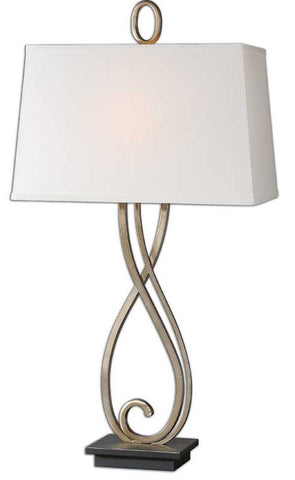 Uttermost 26341 Ferndale Scroll Metal Lamp - UTMDirect