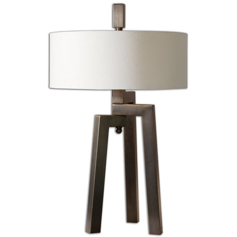Uttermost 26568-1 Mondovi Modern Table Lamp - UTMDirect