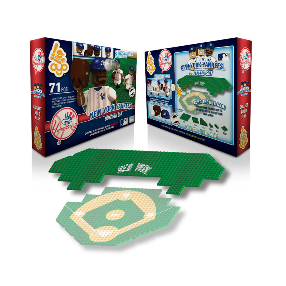 OYO MLB Outfield Set  - New York Yankees