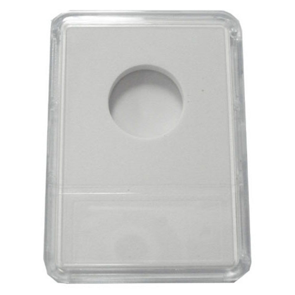 Slab Coin Holders With White Labels - Nickel (25 Holders)