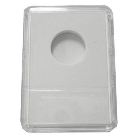 Slab Coin Holders With White Labels - Nickel (25 Holders) - Peazz.com