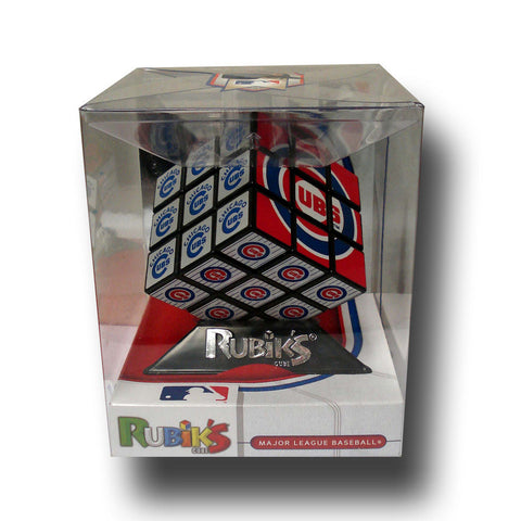 Rubik's Cube - MLB - Chicago Cubs - Peazz.com